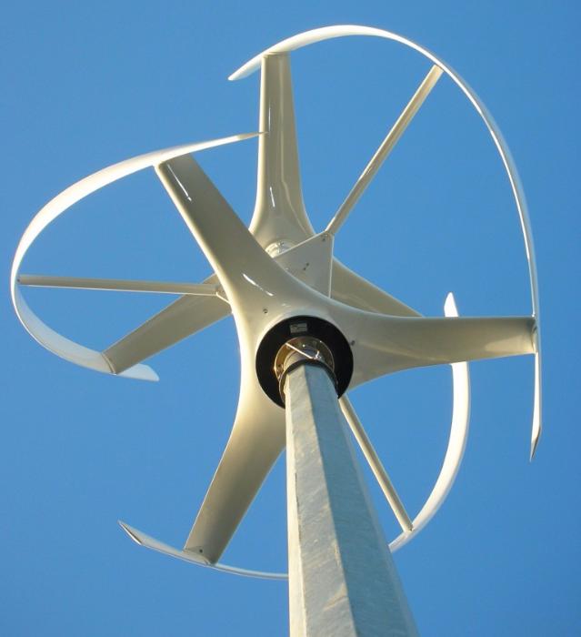 Quiet Revolution Vertical Axis Wind Turbines