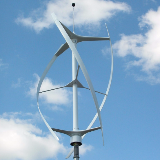 qr6 helical vawt quiet revolution wind turbine